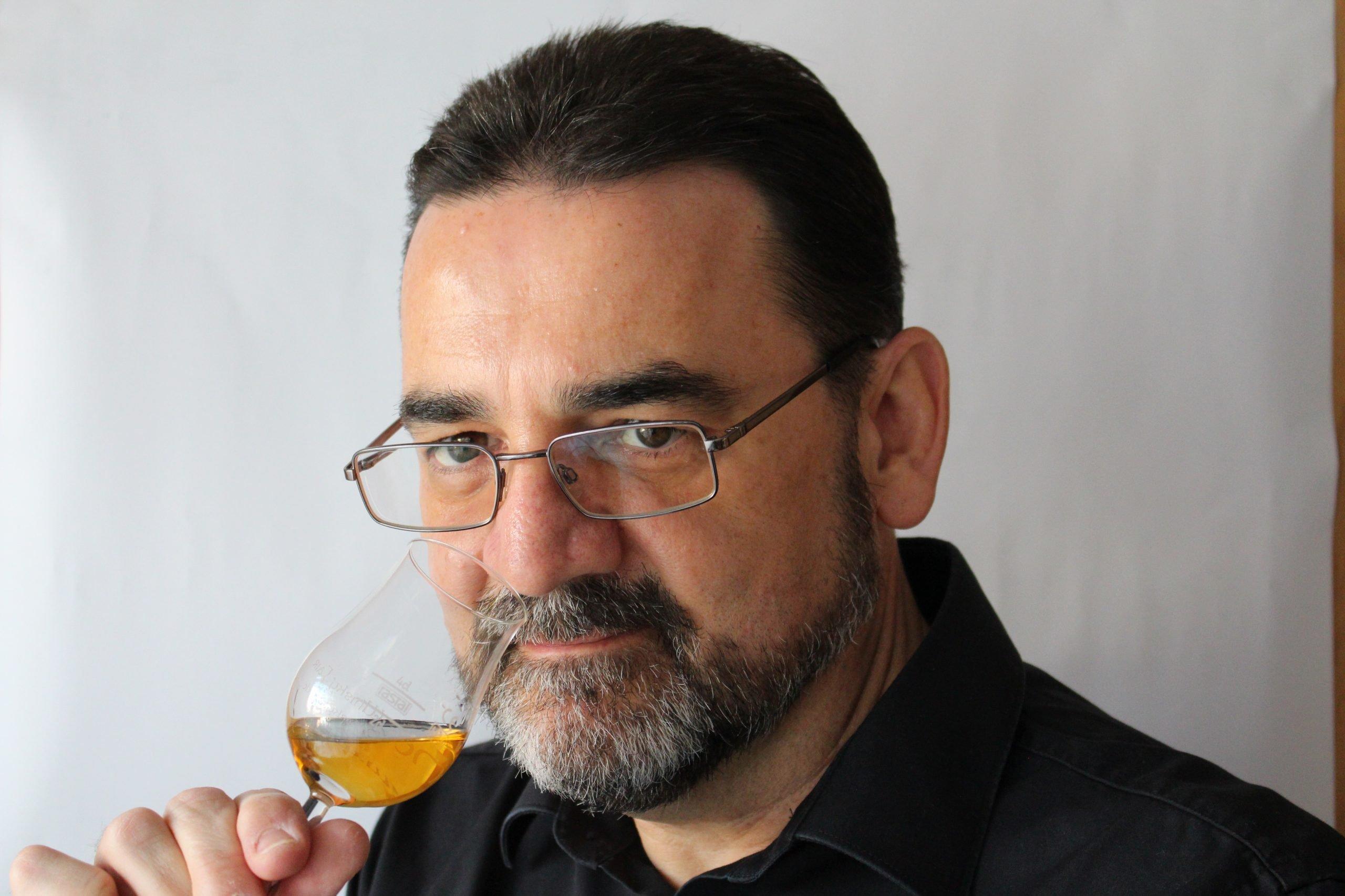 Portrait Dr Heinz Weinberger