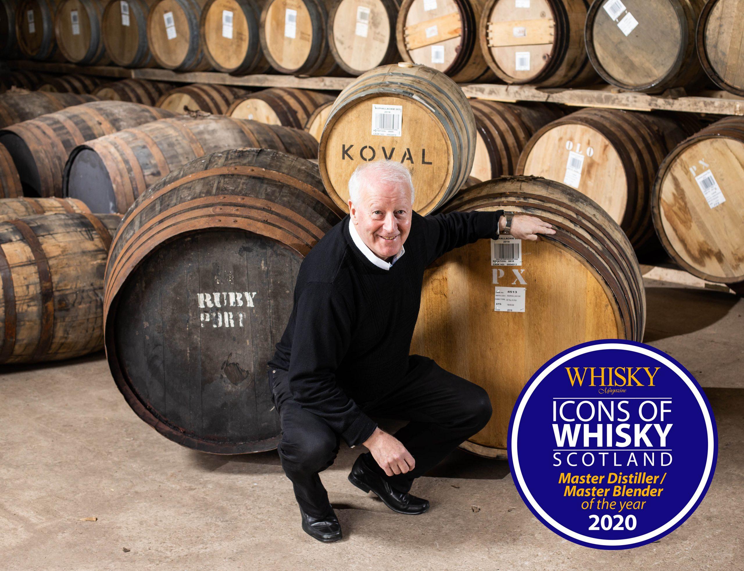 Billy Walker Master Distiller Blender of the Year