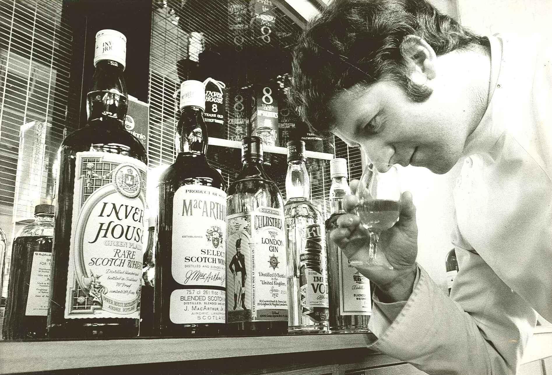 Billy Walker Inver House Distillers