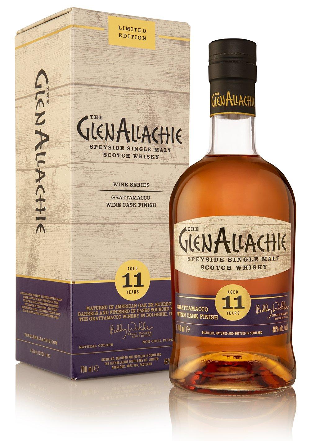 GlenAllachie 11yo Grattamacco