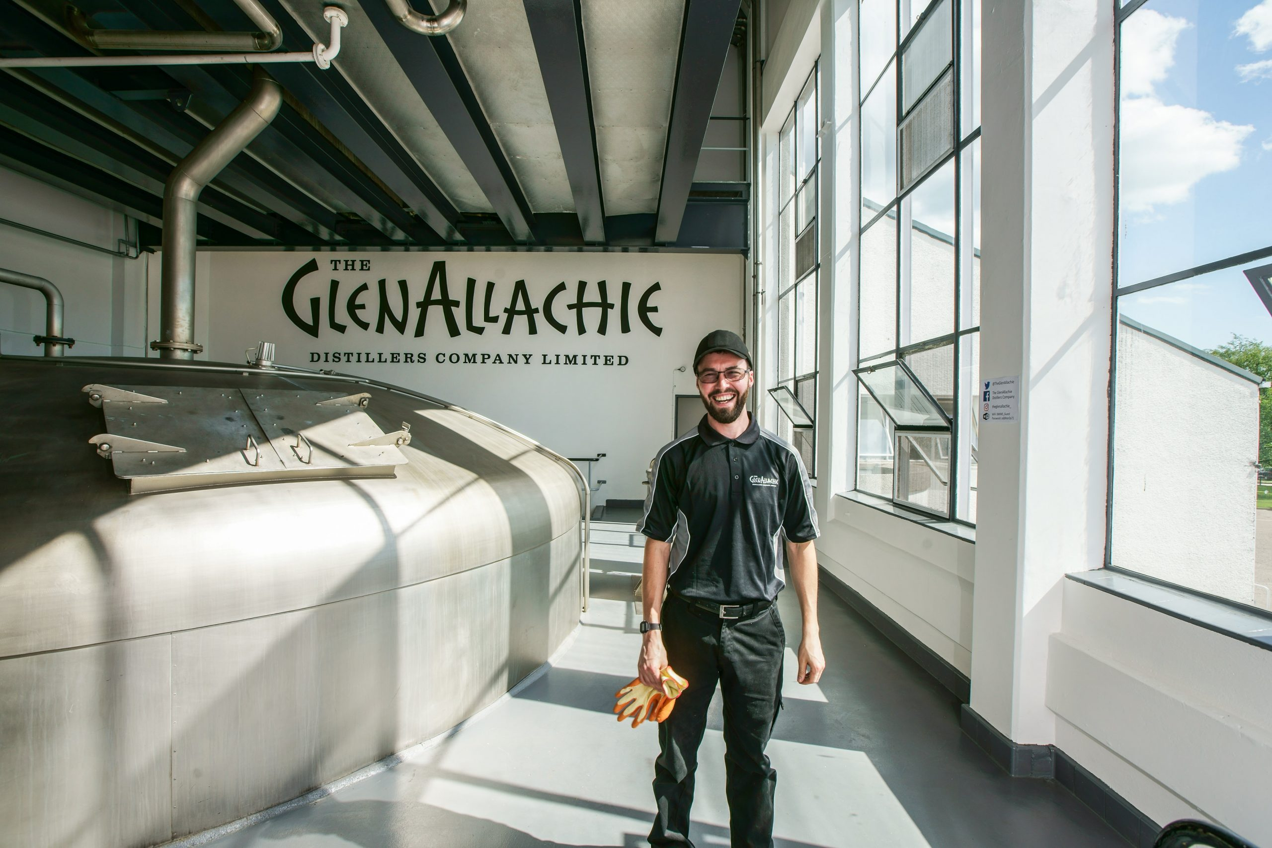 The GlenAllachie Distillers - Mike Duncan