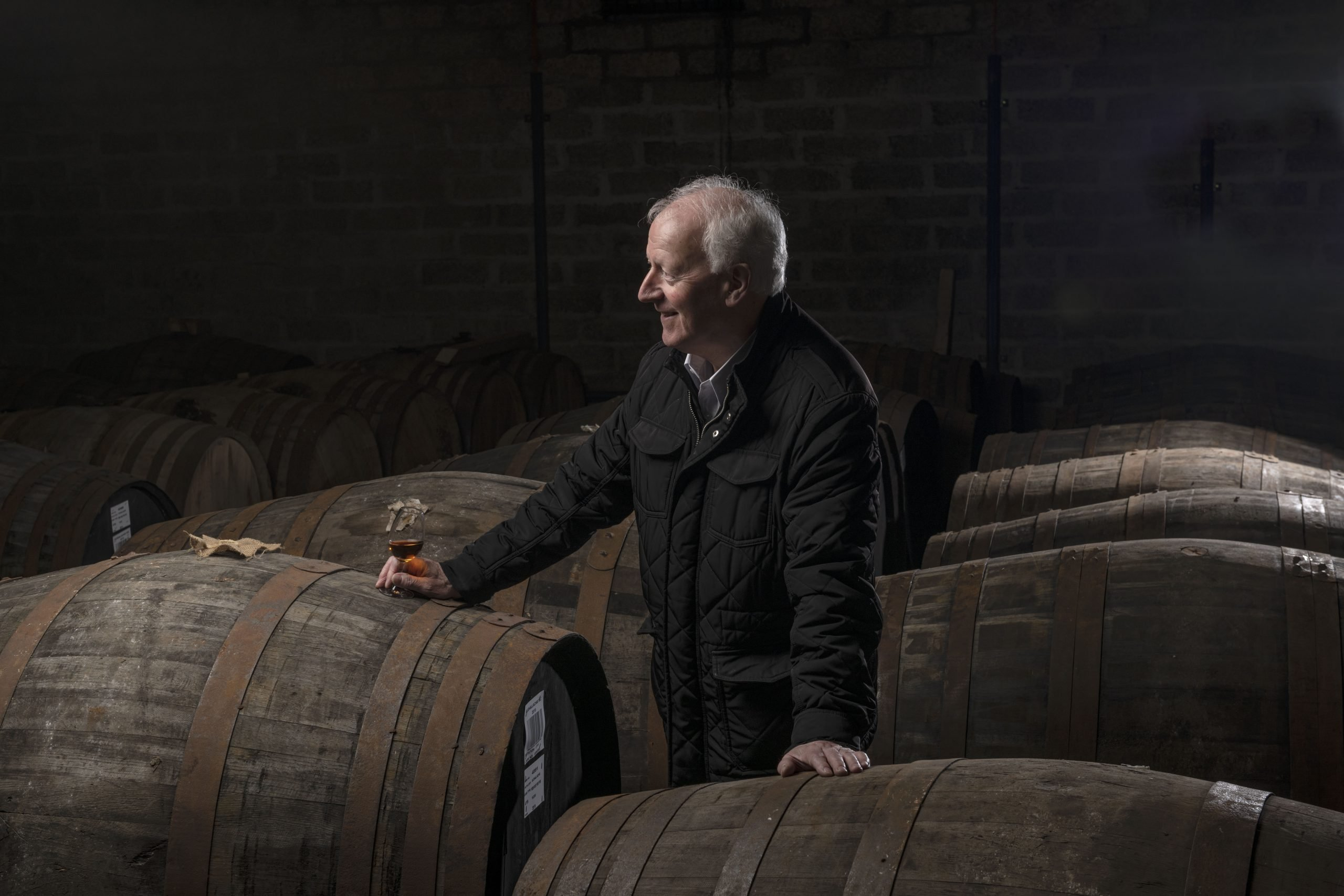 The GlenAllachie Distillery Billy Walker